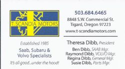 T. Scandia Motors