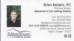 Brian Bellairs, PC