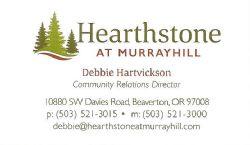 Hearthstone at Murrayhill