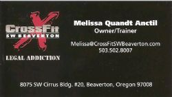 Crossfit SW Beaverton