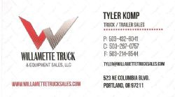 Willamette Truck & Equipment Sales