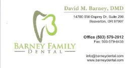 Barney Family Dental