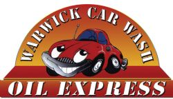 Warwick Car Wash Oil Express