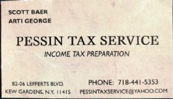 Pessin Tax Service