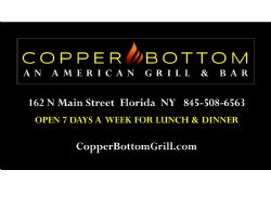 Copper Bottom Grill