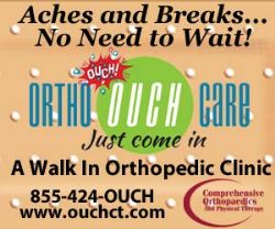 Ortho OUCH Care