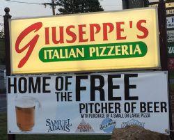 Giuseppe's Italian Pizzeria