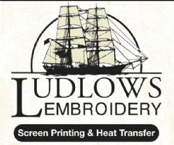 Ludlows Embroidery