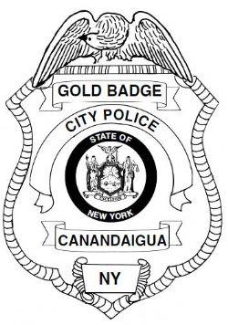Canandaigua Police Gold Badge Club