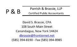 David S. Brassie, CPA