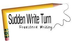 Sudden Write Turn Freelance Writing