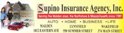 Home Run Sponsor - Supino Insurance Agency, Inc.