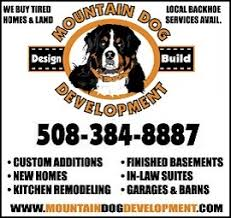 Mountain Dog Development