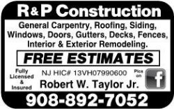 R & P Construction