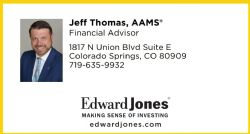 Jeff Thomas Edward Jones
