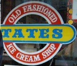 Tate's Ice Cream