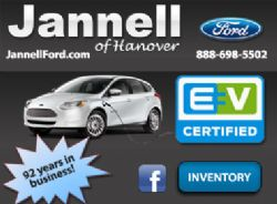Jannell Ford