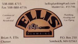 Brian Ellis Plumbing