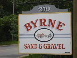 Byrne Sand & Gravel