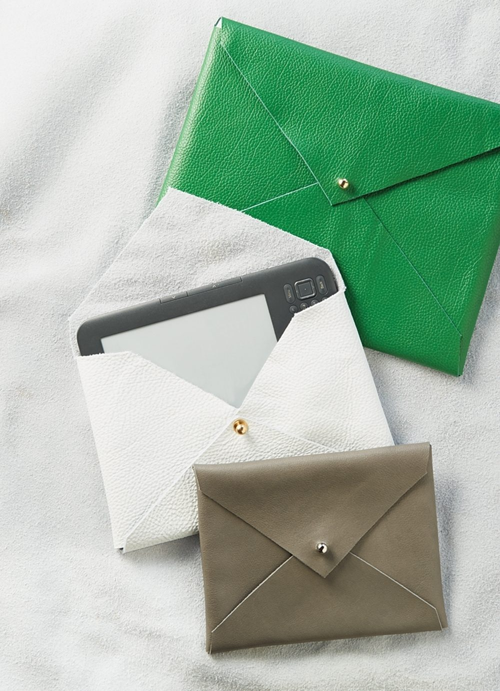 handmade leather tablet cases