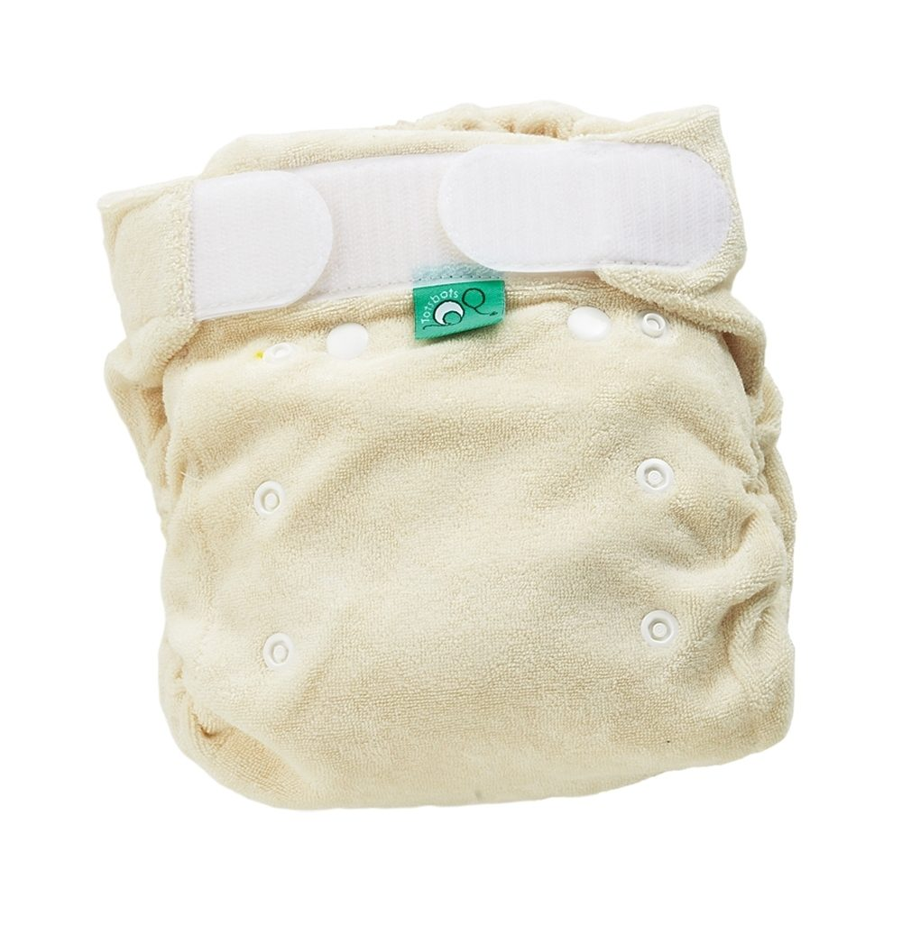 Fitted cloth diapers