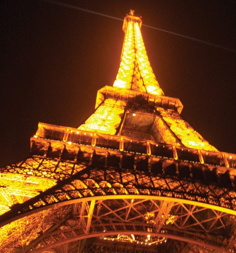 The Eiffel Tower is a classic destination in Paris, the City of Light.