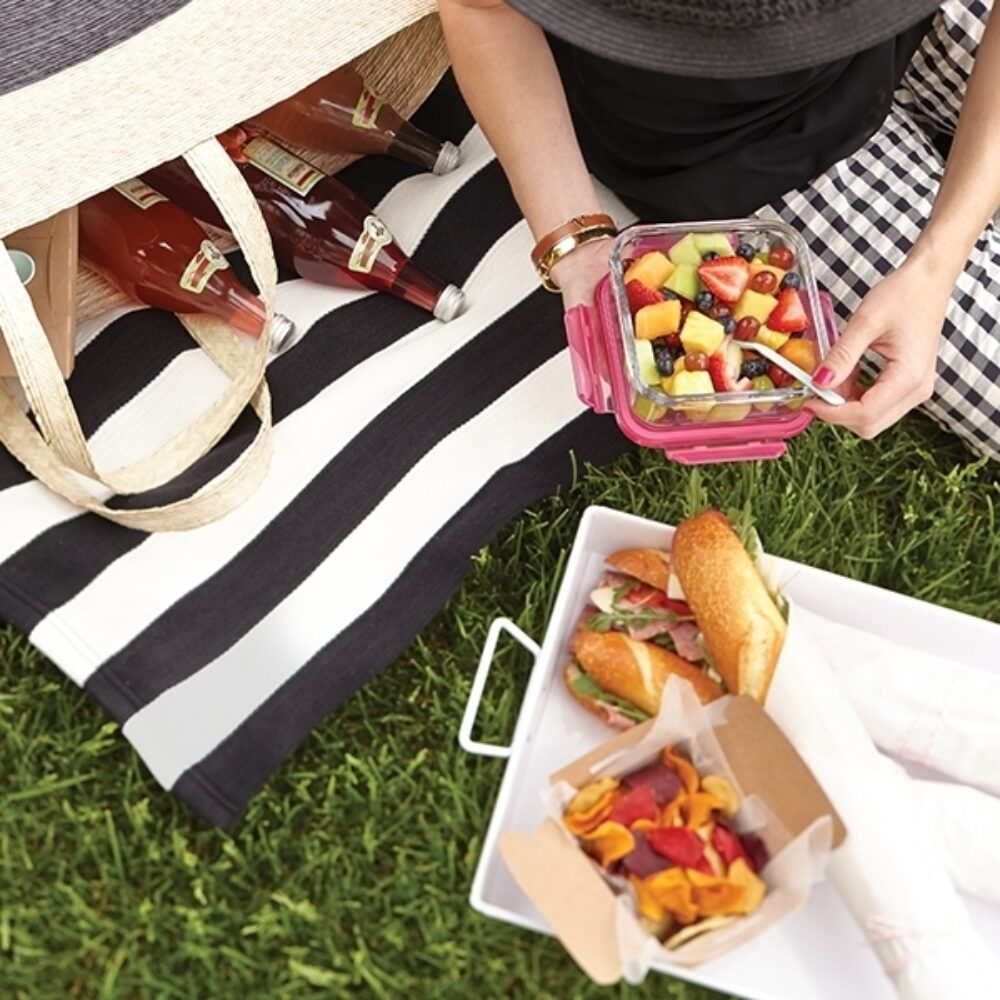 When the sun shines bright in the summer sky and the earth is bursting with life, it's a wonderful time for a Sunday picnic.