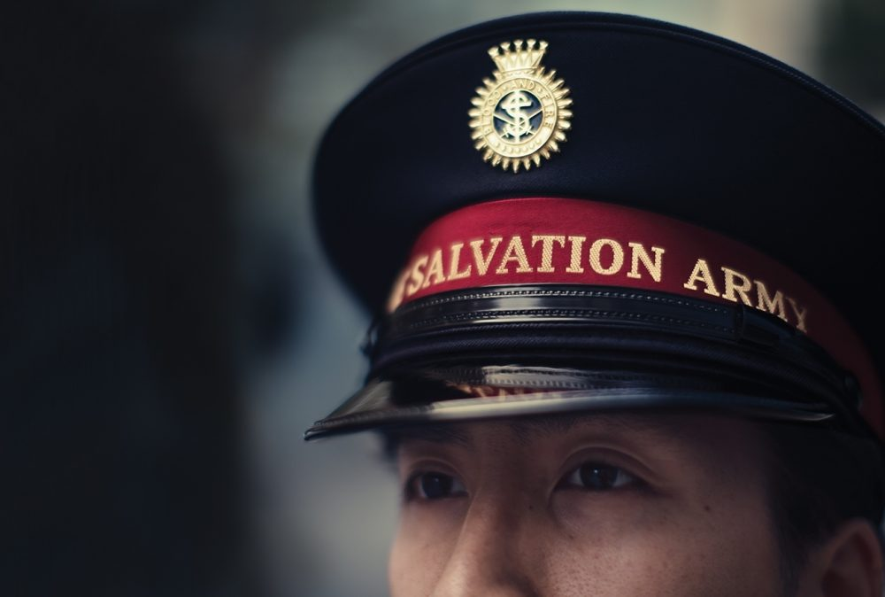 The Salvation Army is a remarkable organization with a long heritage of doing good in Jesus' name. It was established by William and Catherine Booth in 1878 when they saw a desperate need for hope.