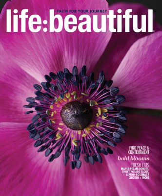 Life:Beautiful Magazine Fall 2018 cover
