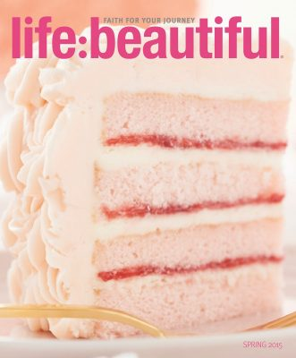 Cover of Life:Beautiful magazine Spring 2015