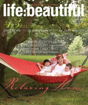 Cover of Life:Beautiful magazine Summer 2007