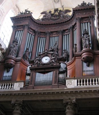 Catching a concert on the world-famous Grand Organ at the Church of Saint Sulpice is one of Life:Beautiful staff member Dara Poorman's top Paris picks.