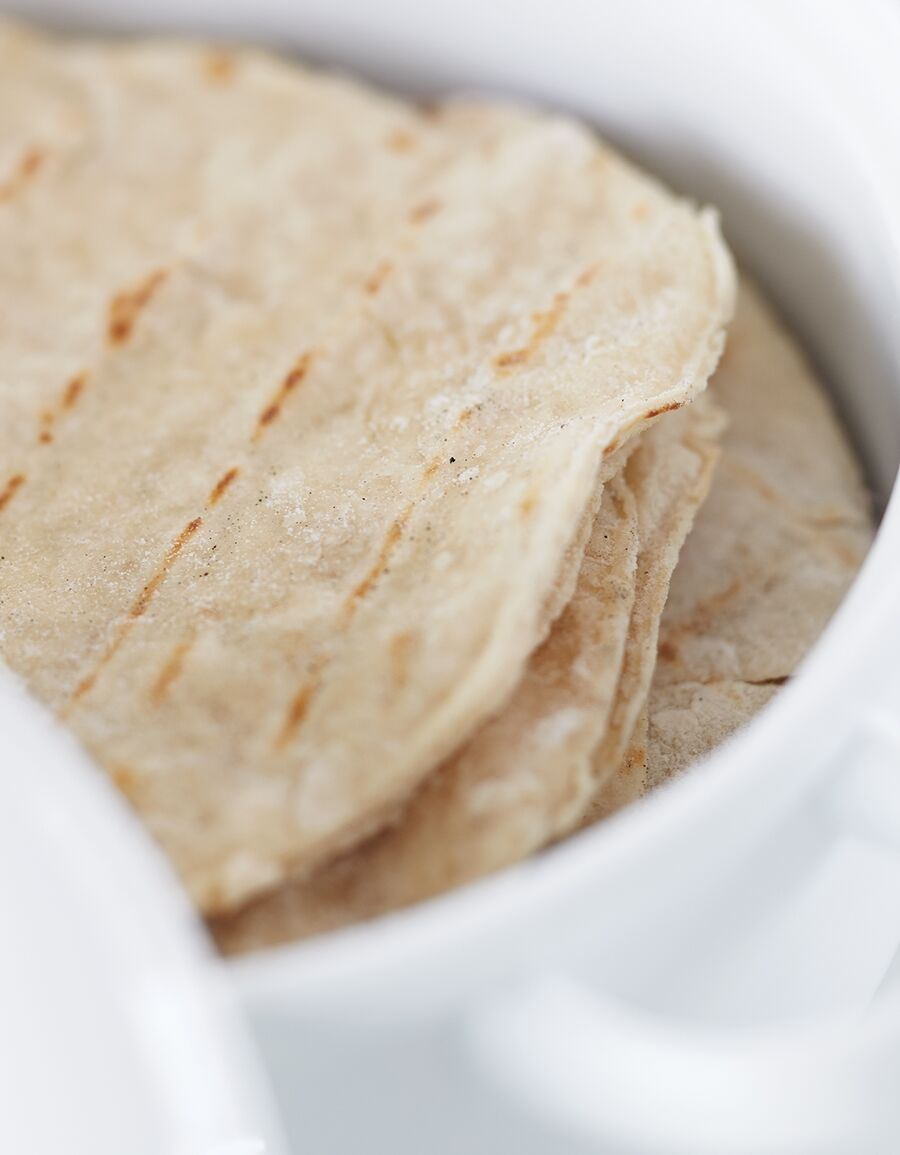 Homemade tortillas are easier to make than you think.