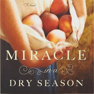Sarah Loudin Thomas's novel Miracle in a Dry Season sia  story about past sins, condemnation, separation, relentless love and the power of Christ's forgiveness.