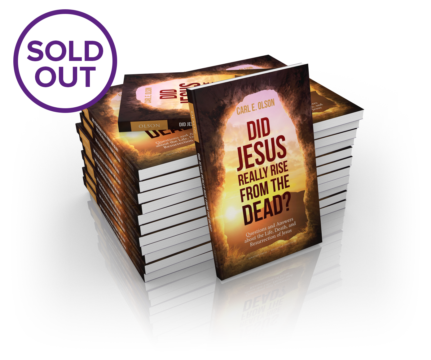 Did Jesus Really Rise From the Dead? - Case of 24 Books - Carl Olson MTS