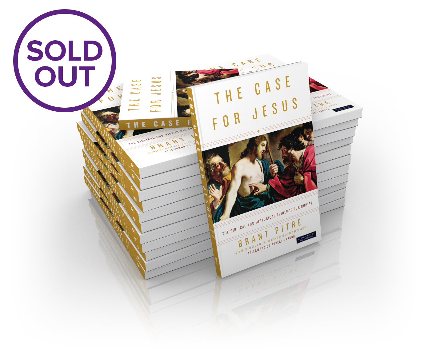 The Case for Jesus - Case of 24 Books - Dr. Brant Pitre