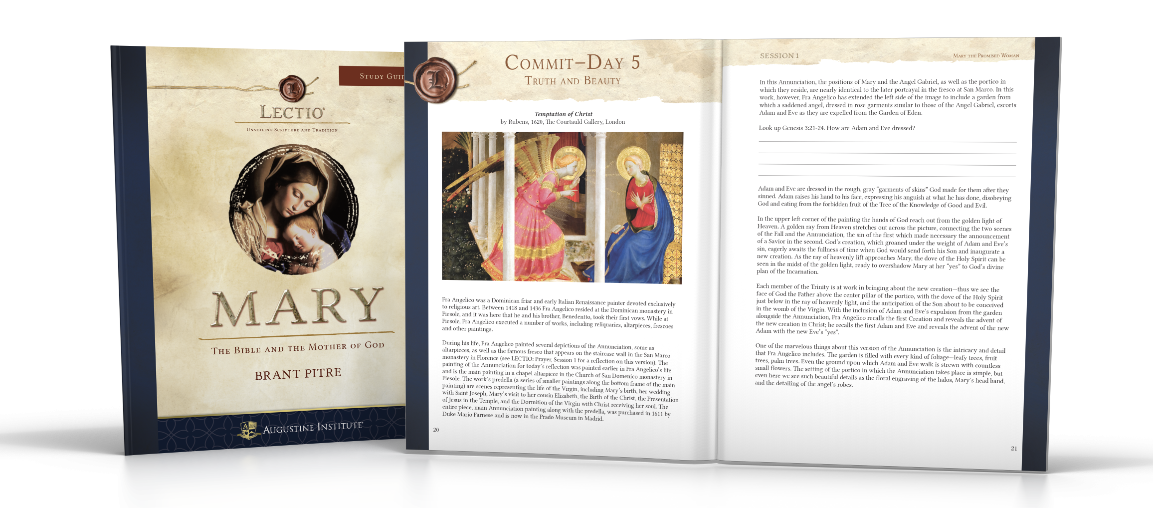 Discovering Mary: Answers to Questions About the Mother of God