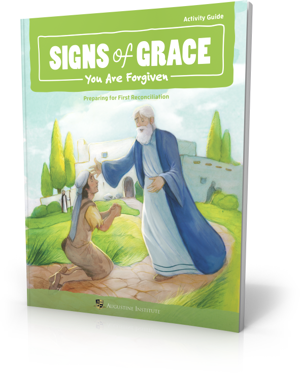 You Are Forgiven - Student Activity Book - Augustine Institute