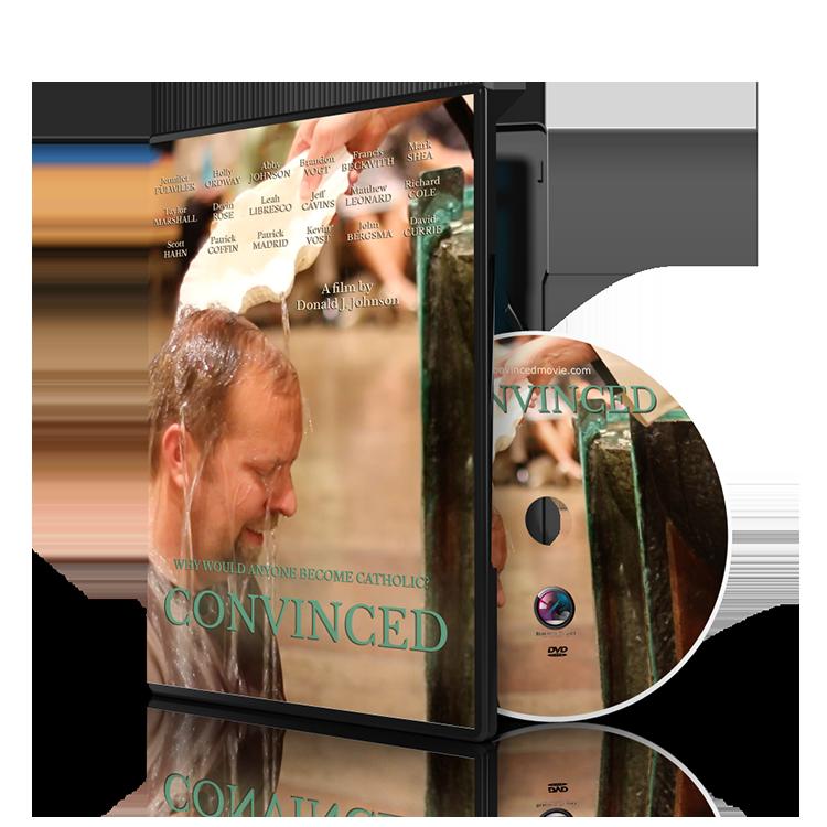 Convinced - DVD - Don Johnson