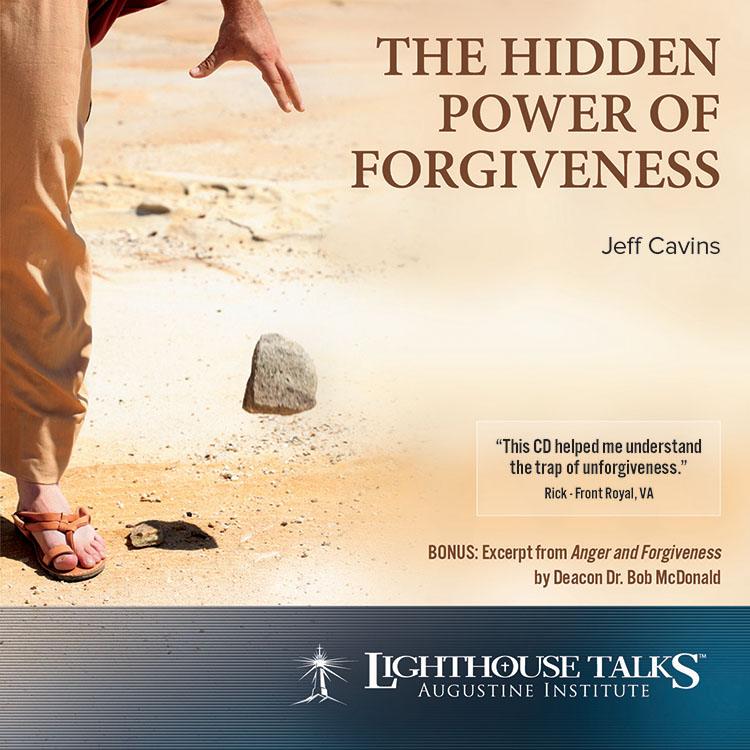The Hidden Power of Forgiveness | Jeff Cavins | faith raiser | new evangelization | catholic media | year of faith | catholic cd | catolic mp3