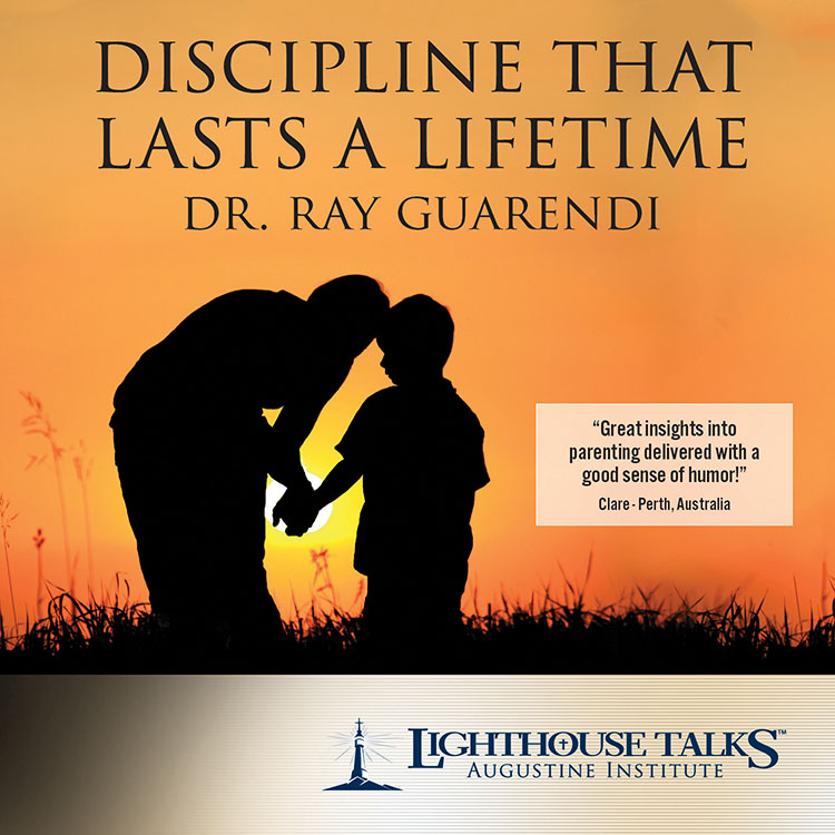 Discipline That Lasts a Lifetime Catholic CD or Catholic MP3