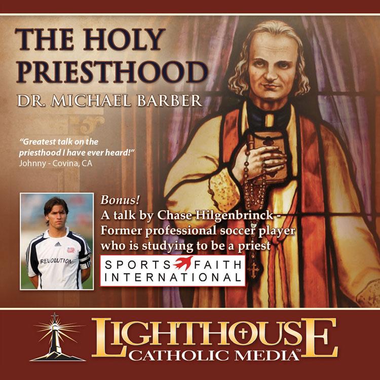 Year for Priests   Dr. Michael Barber   faith raiser   catholic media   new evangelization   catholic cd   catholic mp3