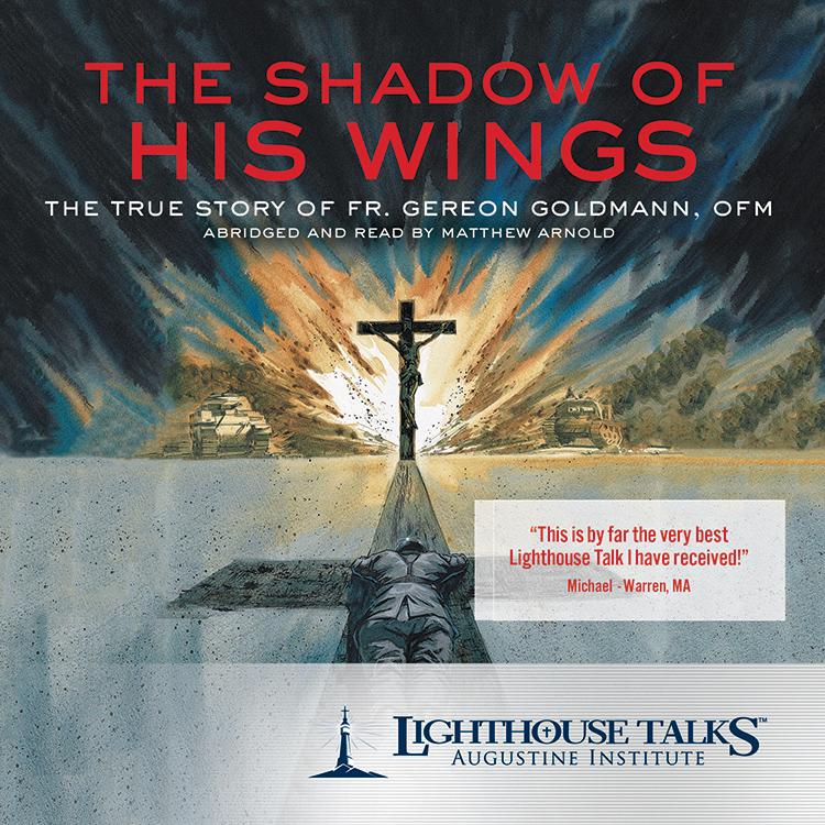 The Shadow of His Wings | faith raiser | catholic media | new evangelization | year of faith | catholic cd | catholic mp3 | matthew arnold