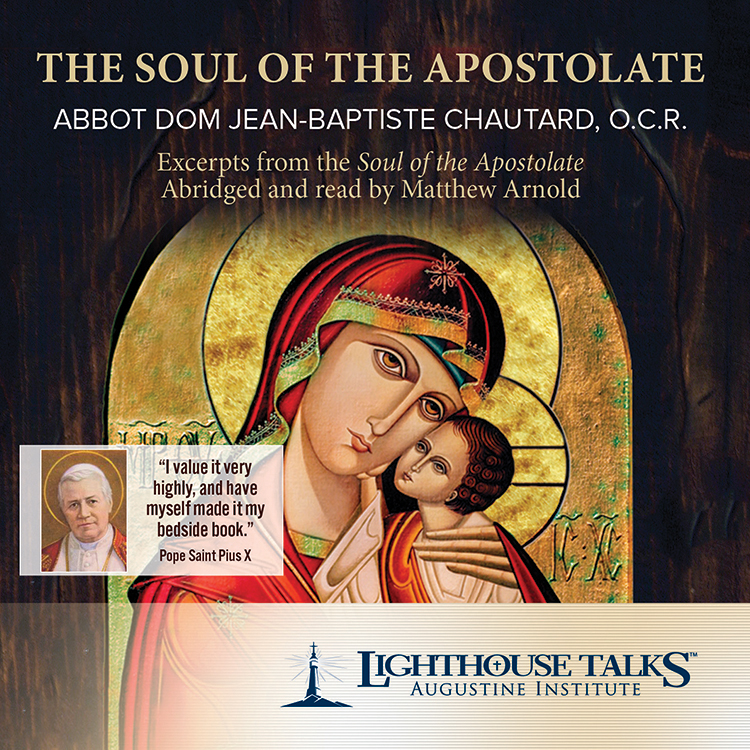 Soul of the Apostolate | Matthew Arnold | faith raiser | catholic media | new evangelization | catholic cd  | catholic mp3