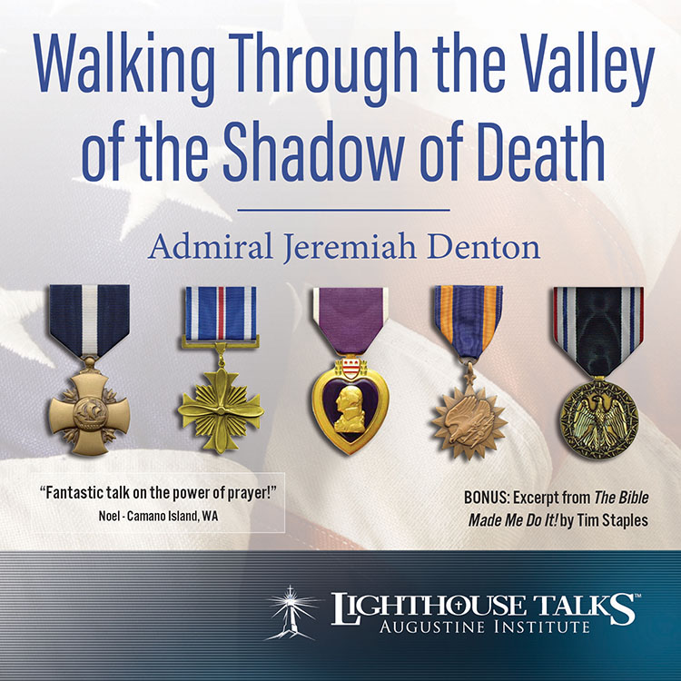 Walking Through the Valley of the Shadow of Death | faith raiser | catholic media | new evangelization | year of faith | catholic cd | catholic mp3