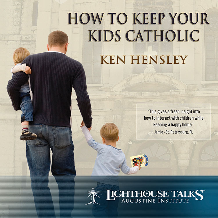 Raising a catholic family