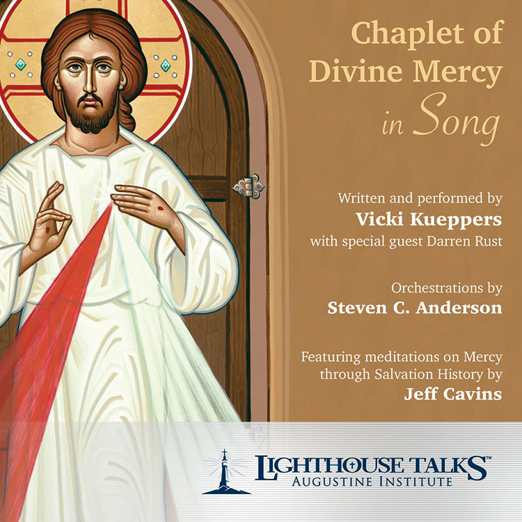 Chaplet of Divine Mercy in Song - Vicki Kueppers