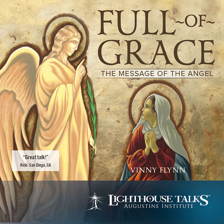 Full of Grace: The Message of the Angel - Vinny Flynn