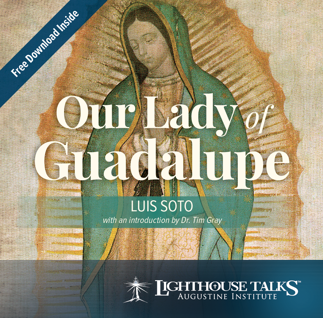 Our Lady of Guadalupe - Luis Soto