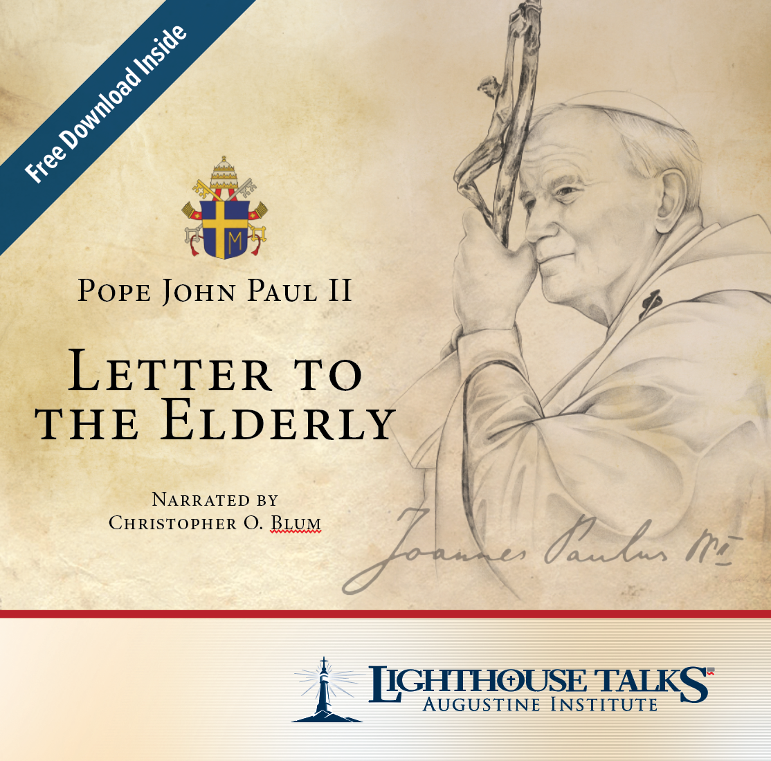 Letter to the Elderly - Pope John Paul  II